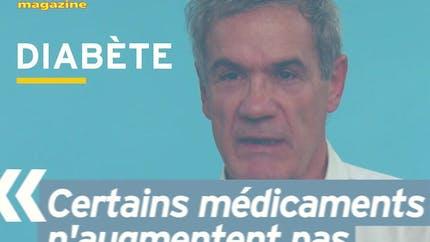 Les médicaments antidiabétiques augmentent-ils le risque d'hypoglycémie ? Réponse en vidéo