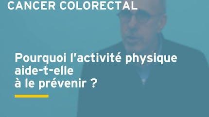 Dans quelle mesure l'activité physique réduit-elle le risque de cancer du côlon? Réponse en vidéo