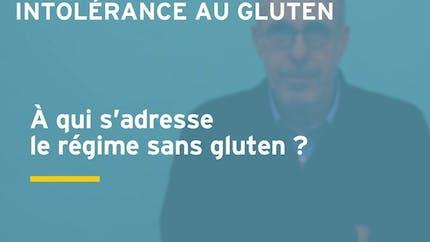 À qui s'adresse le régime sans gluten ? Réponse en vidéo