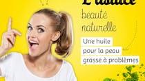 Comment utiliser l'huile de nigelle sur une peau grasse
