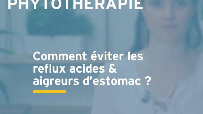 Quelles astuces naturelles contre les reflux acides ? Réponse en vidéo