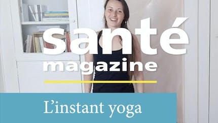 Soulager nuque et épaules avec le yoga (Vidéo)
