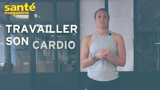 Des exercices pour travailler le cardio