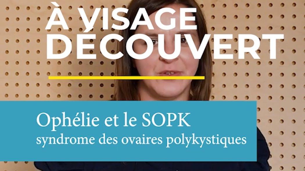 SOPK : vivre avec le syndrome des ovaires ploykystiques (vidéo)
