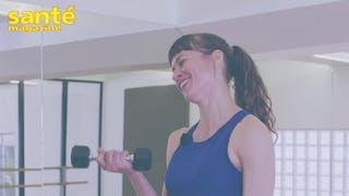 Comment assouplir ses épaules avec des haltères ? Coaching en vidéo
