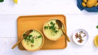 Recette de la crème aux endives et aux pommes de terre en vidéo