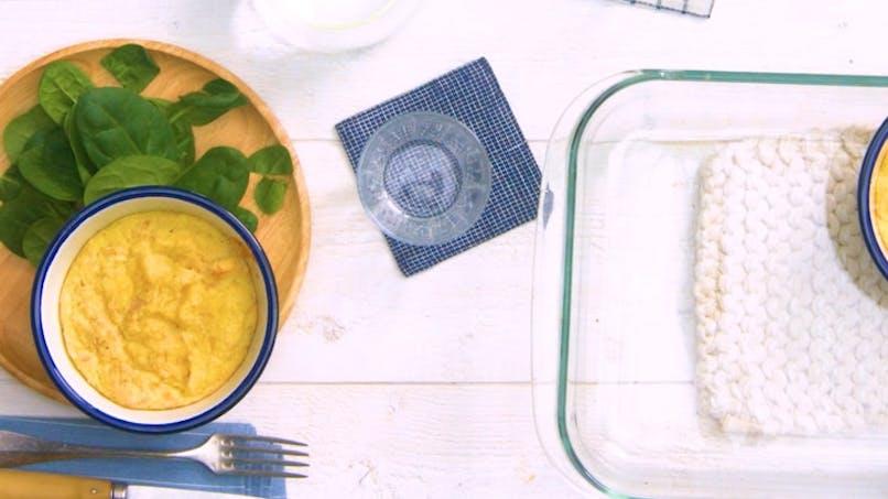 Recette de soufflé de pommes de terre au thon
